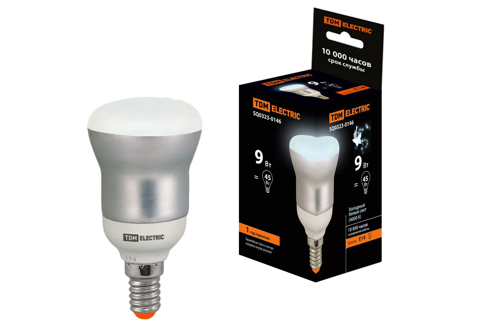 Лампа энергосберегающая Tdm Sq0323-0146
