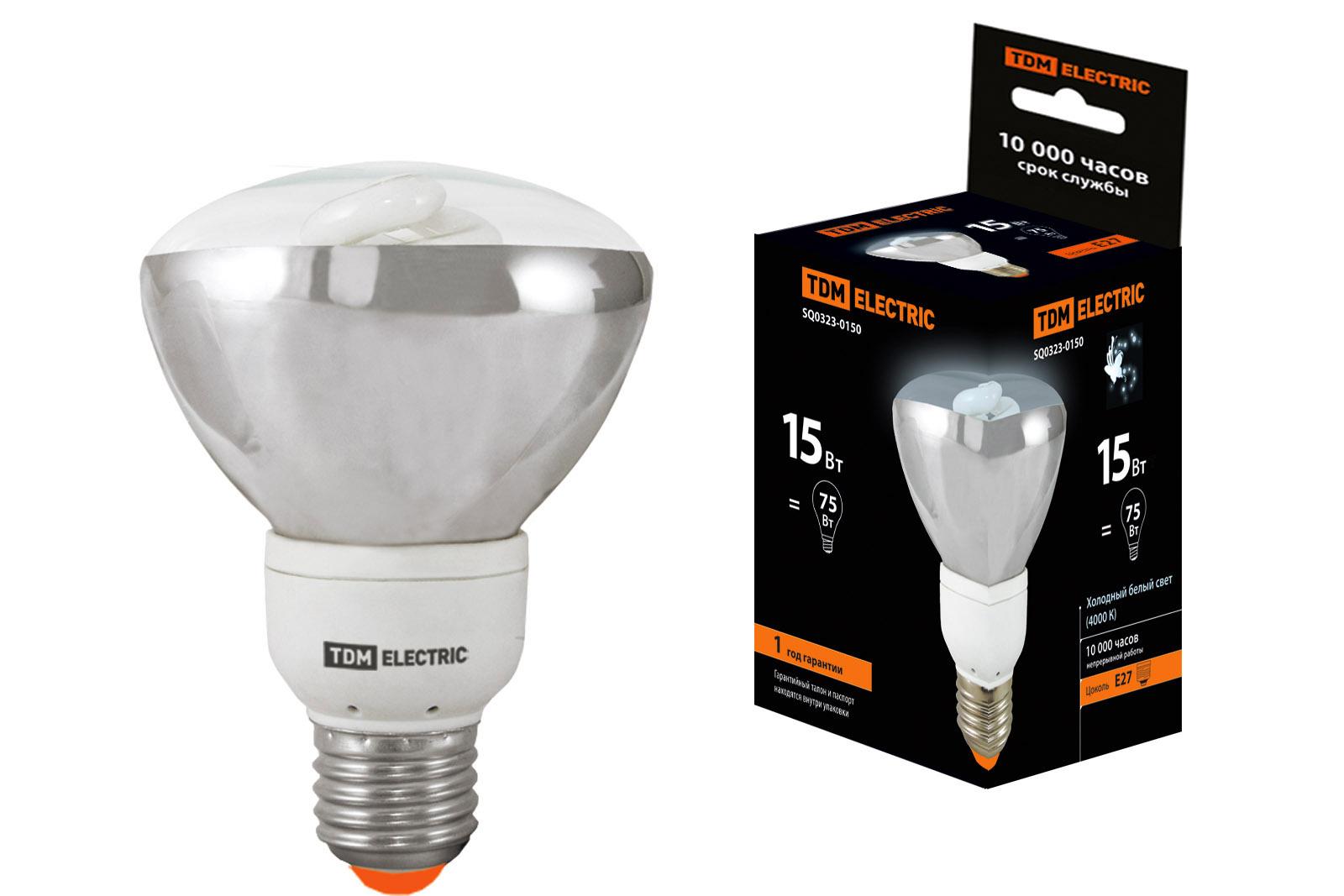 Лампа энергосберегающая Tdm Sq0323-0150