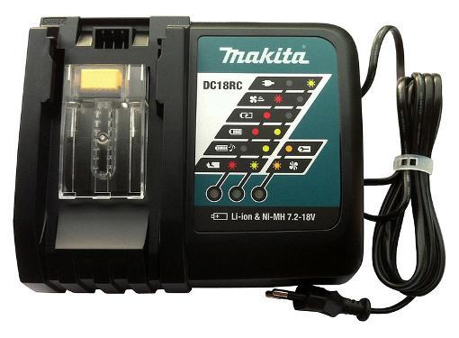 Зарядное устройство MAKITA 7.2-18В (195915-5)