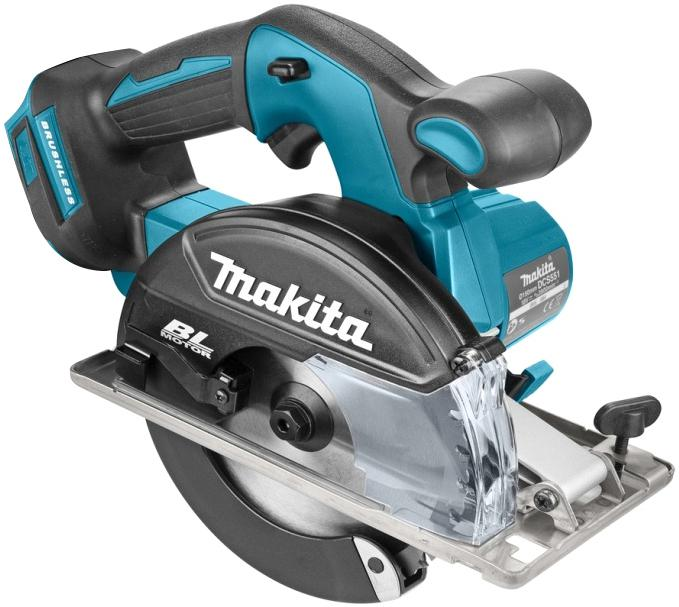 Пила циркулярная Makita Dcs551z пила defort dcs 165n