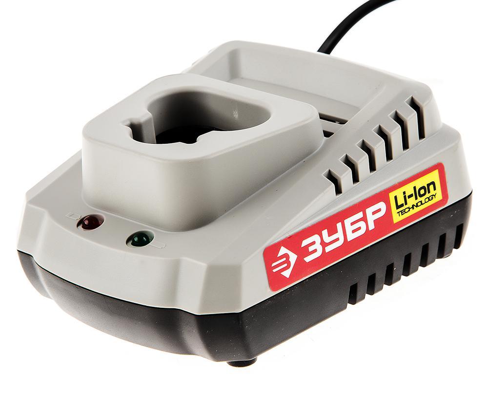 Зарядное устройство ЗУБР БЗУ-10.8-12 М1 зарядное устройство зубр бзу 10 8 12 м1 мастер импульс универсальное интелектуальное 10 8 12в