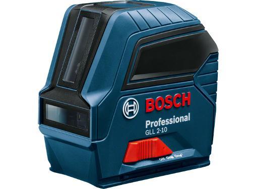 Лазерный построитель плоскостей BOSCH GLL 2-10 Professional (0.601.063.L00)