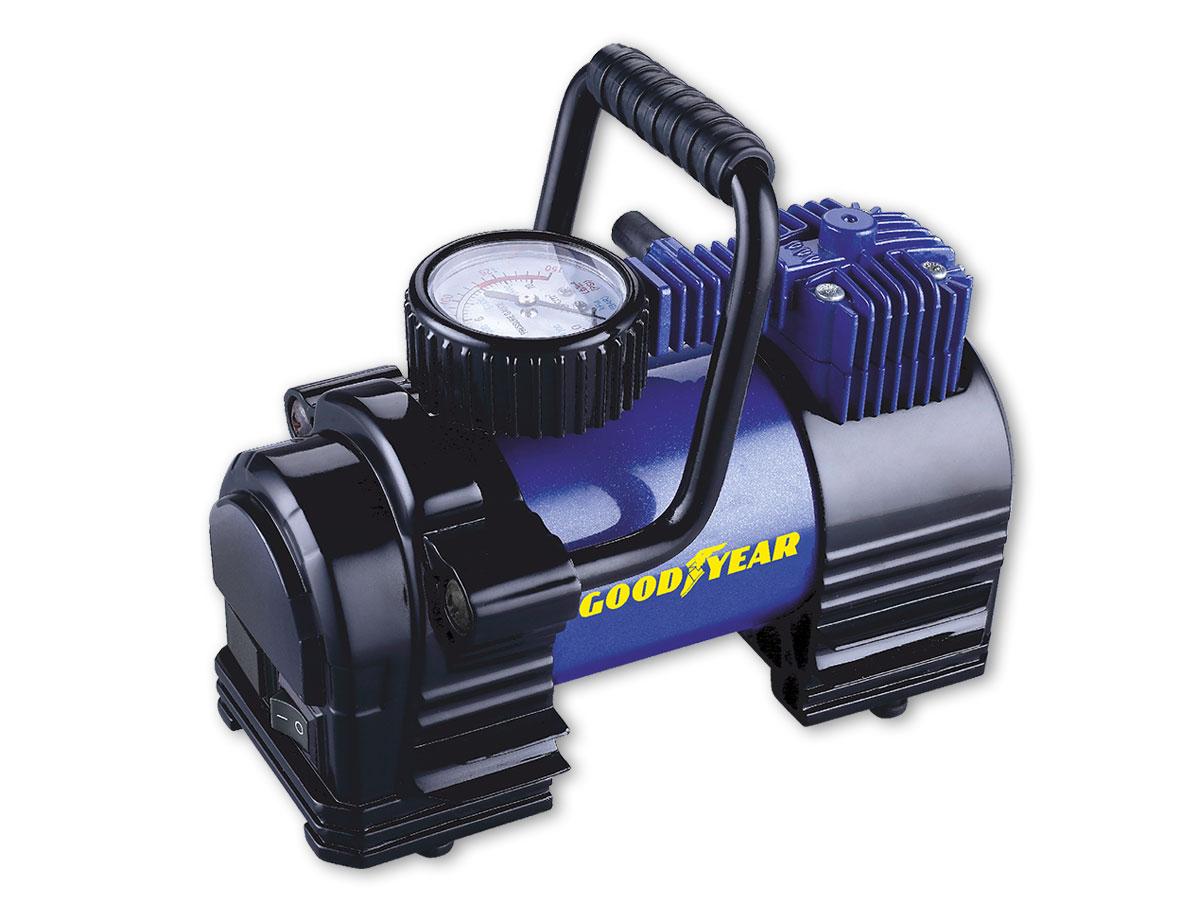 Компрессор Goodyear Gy000102 автомобильный компрессор goodyear gy 30l