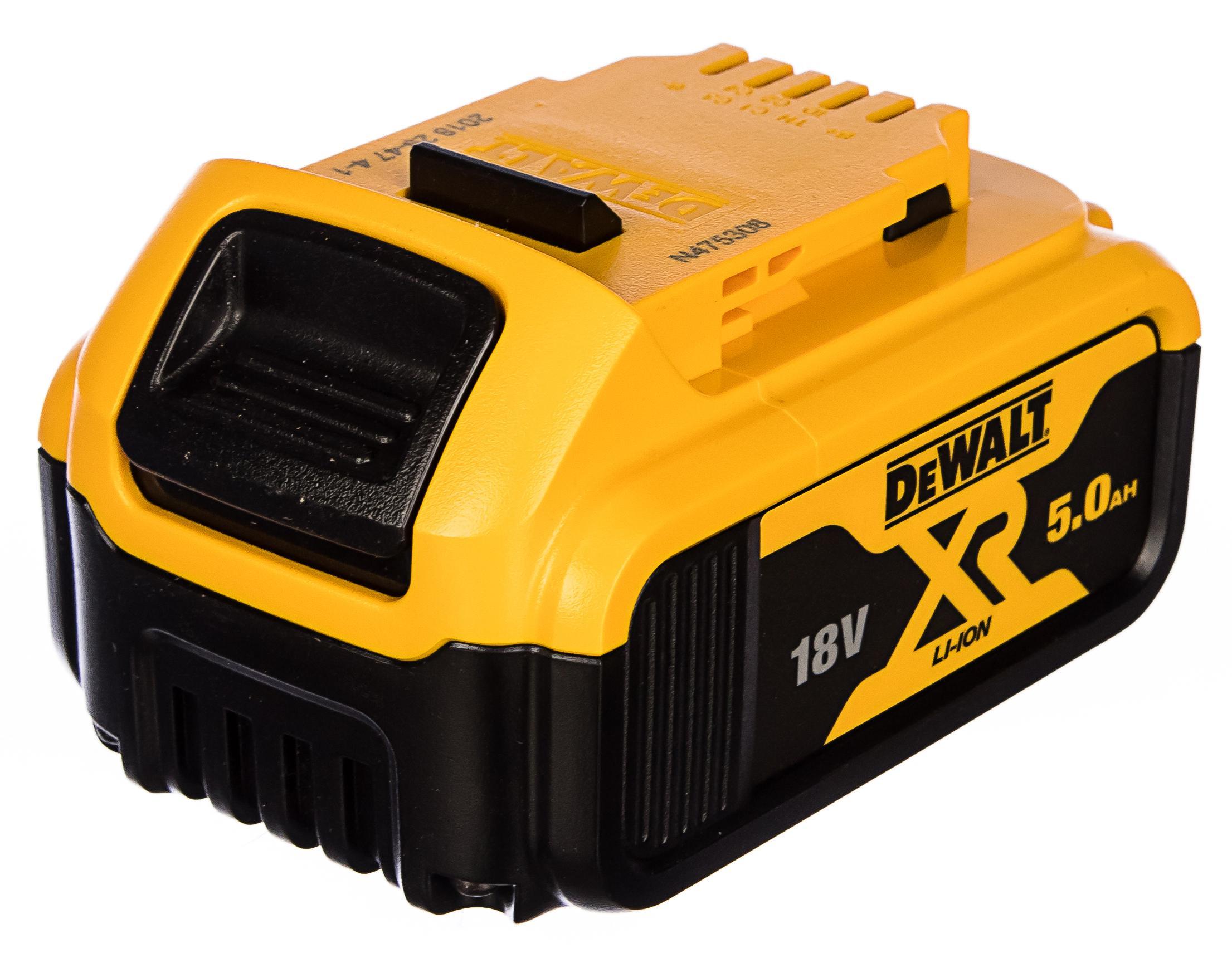 Аккумулятор Dewalt Dcb184xj аккумулятор dewalt 18в 5ач li ion xr серия dcb184