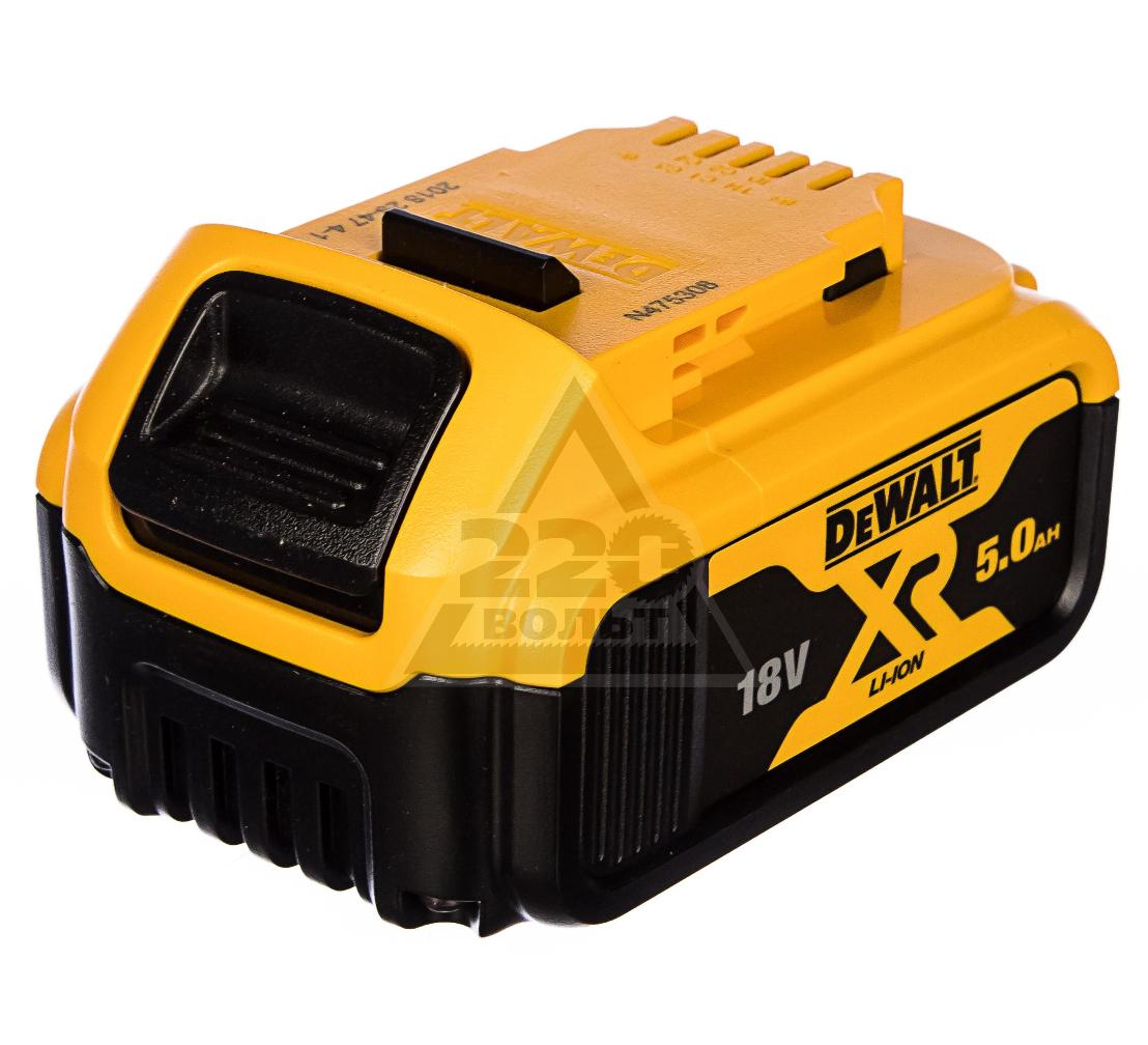 Аккумулятор DEWALT DCB184XJ