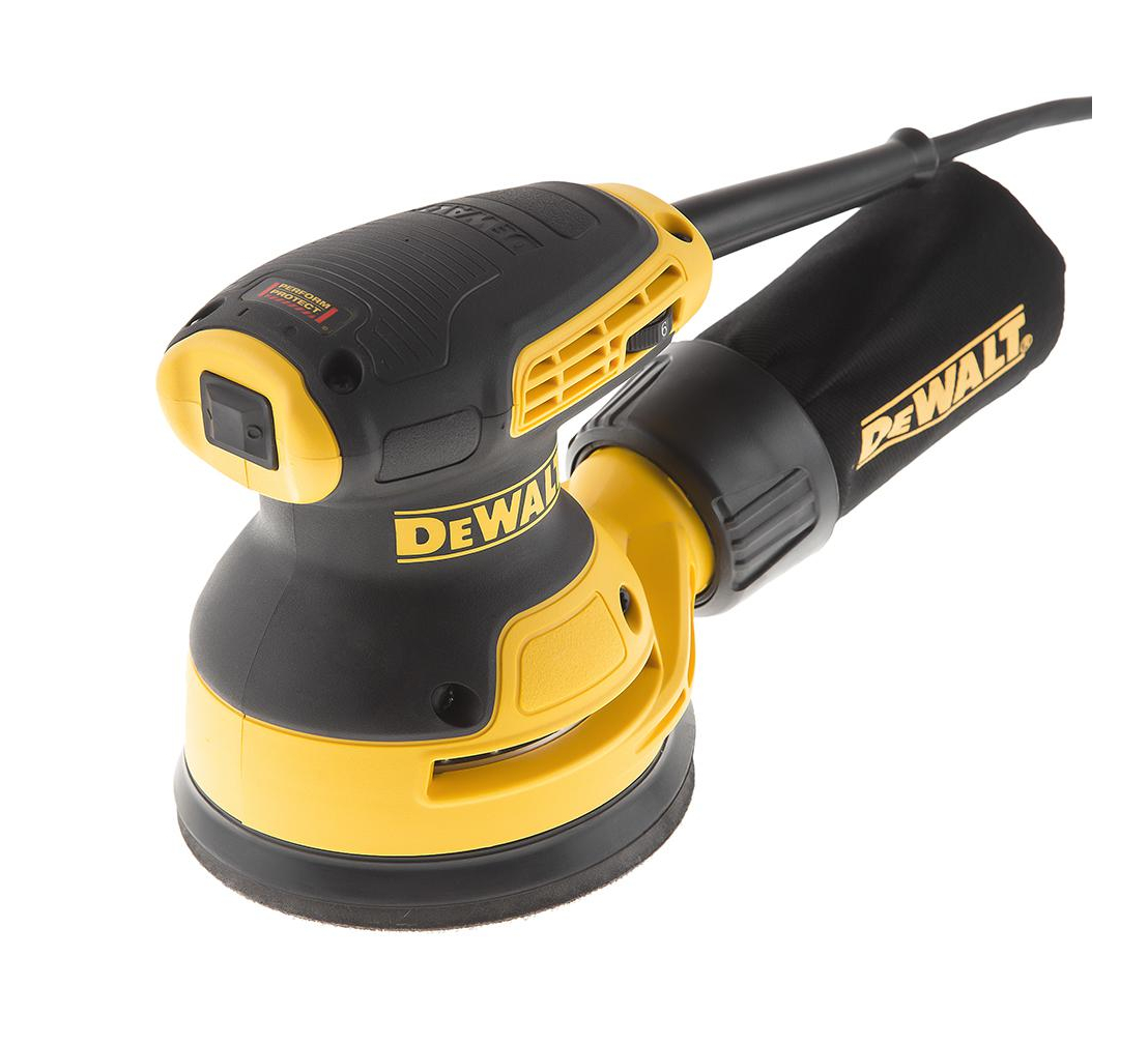 Эксцентриковая машина DEWALT DWE6423