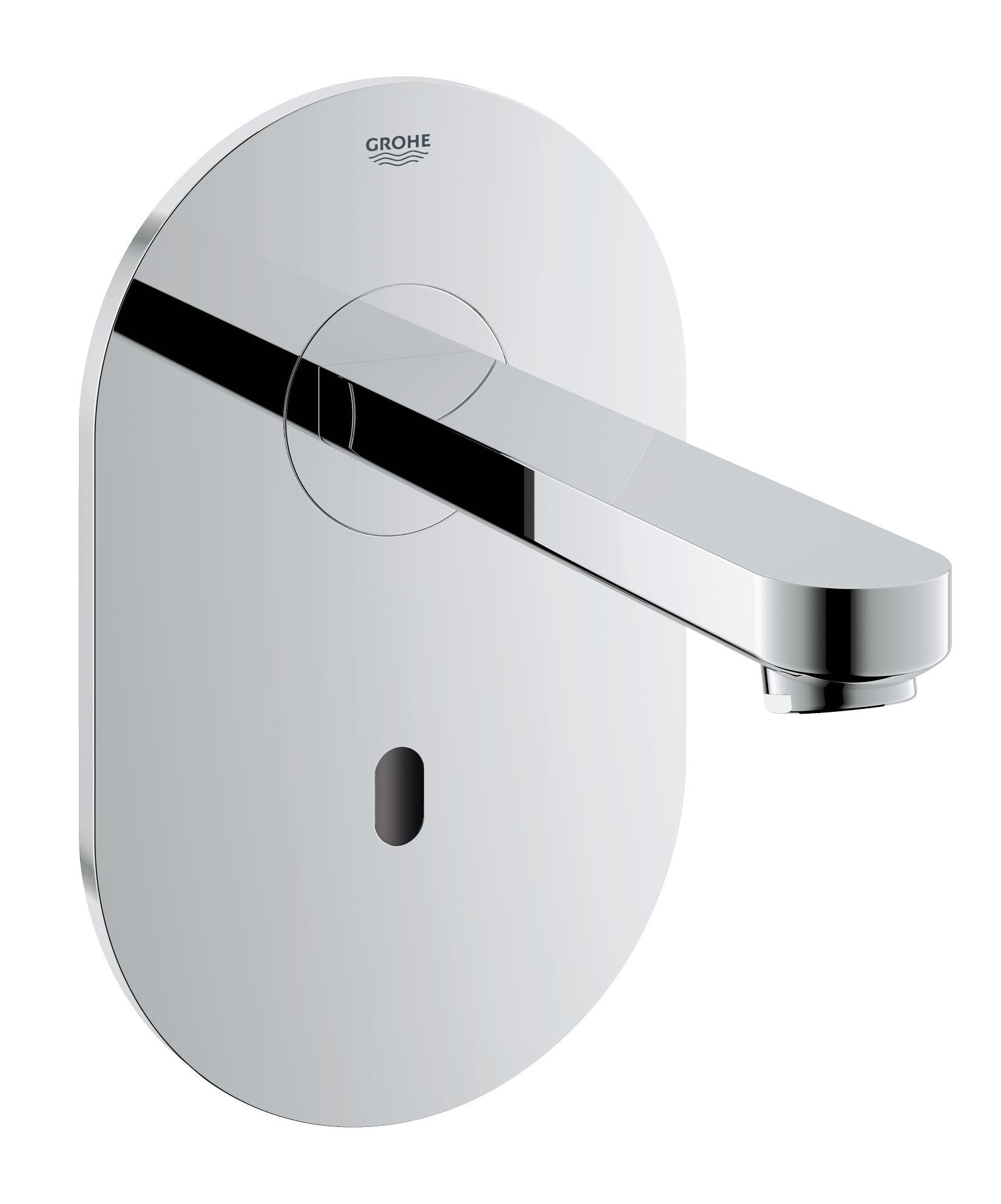 Смеситель для раковины Grohe Euroeco cosmopolitan e 36273000 вентиль автоматический вертикальный grohe euroeco cosmopolitan t 36265000