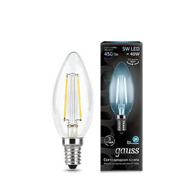 Лампа светодиодная Gauss 103801205 лампы