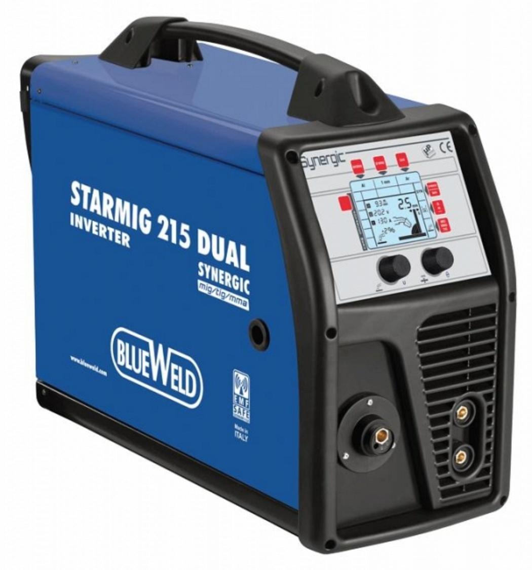 Сварочный полуавтомат Blue weld Starmig 215 dual synergic scotch weld dp 490 в волгограде