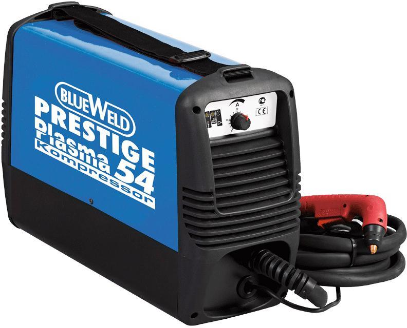 Плазморез Blue weld Prestige plasma 54 kompressor silverlight prestige 706 54 8