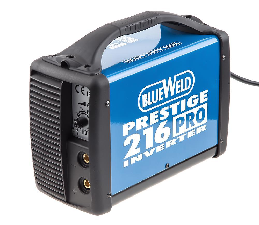 Сварочный аппарат Blue weld Prestige 216 pro инвертор blue weld prestige 186 pro 816316
