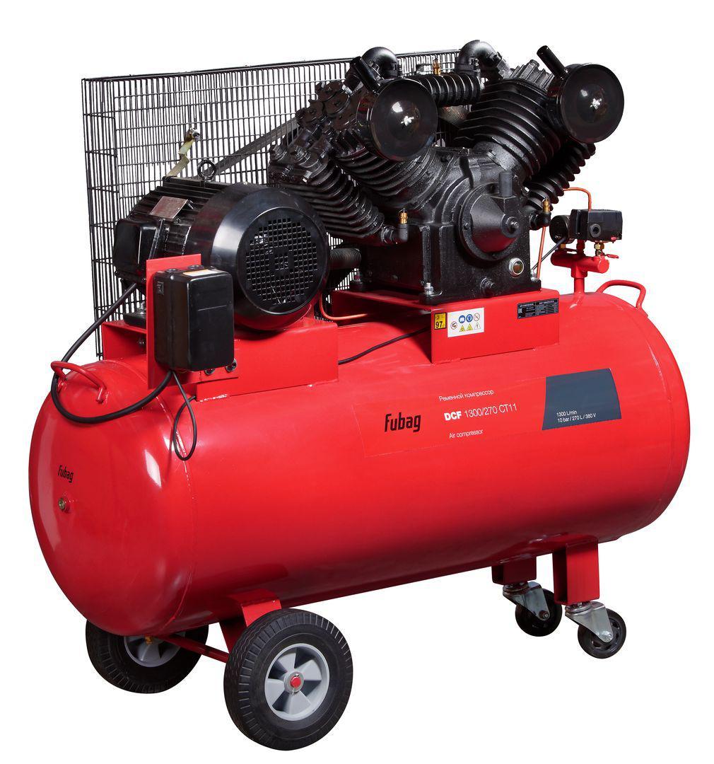 Компрессор Fubag Dcf-1300/270 ct11 компрессор поршневой fubag b6800b 270 ст7 5
