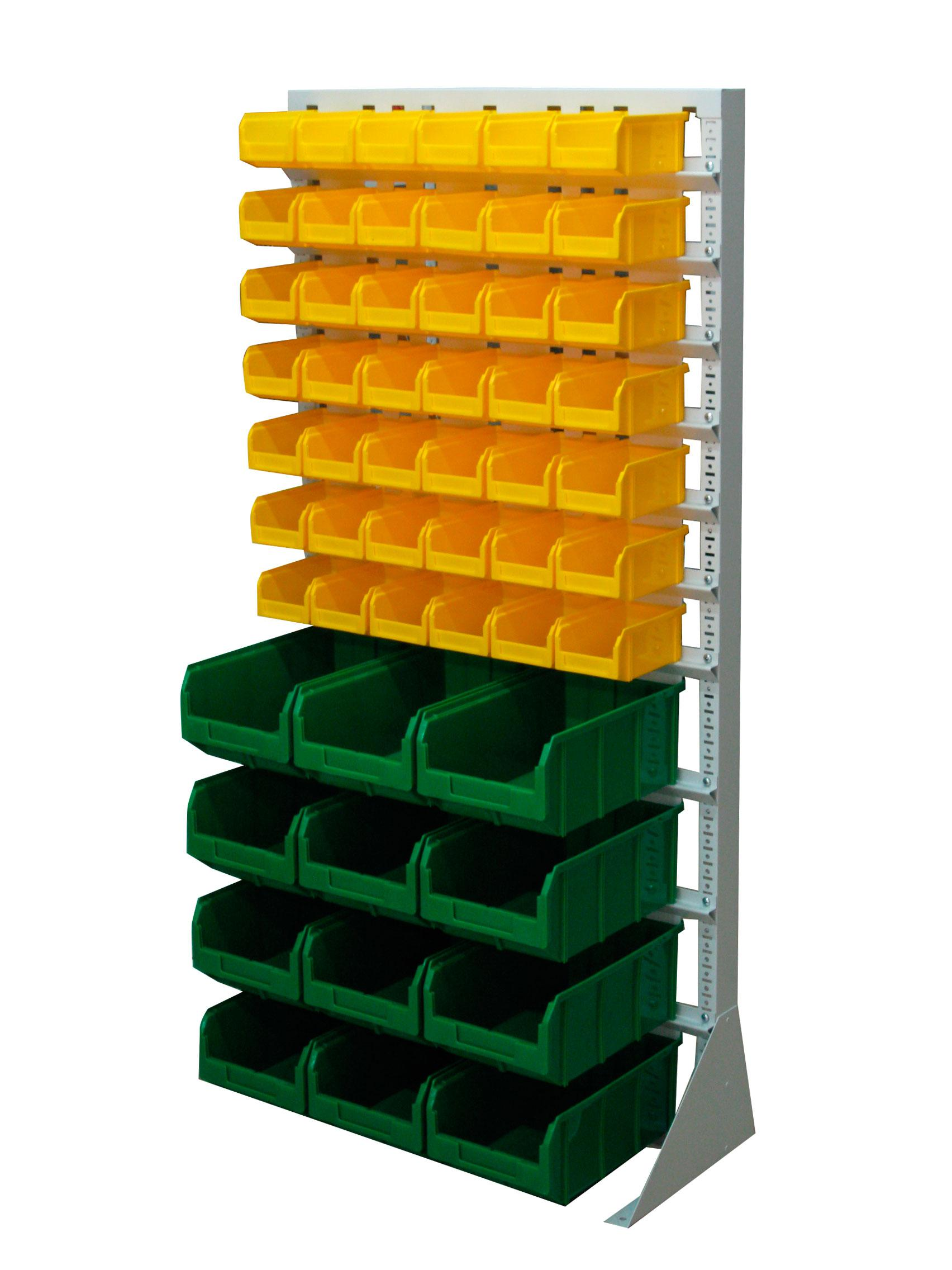 Стойка СТЕЛЛА А1-07-00-04 желтый/зеленый