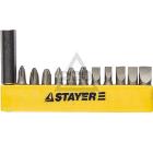 Набор бит STAYER MASTER 2609-H12_z01