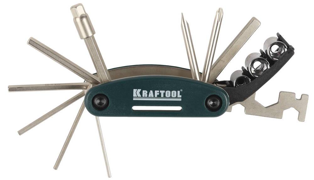 Набор Kraftool Expert 26182-h16 отвертка высоковольтная kraftool expert ph 3 150мм