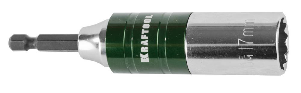 Головка Kraftool Expert 26397-17 головка kraftool expert 26395 10