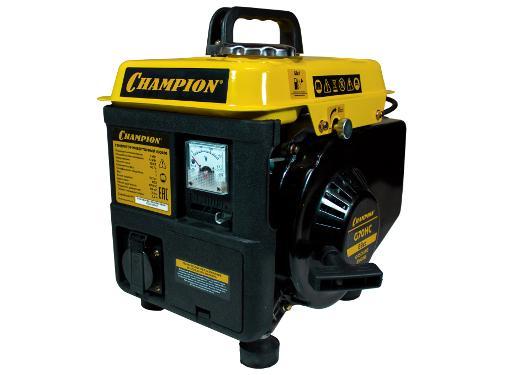 Бензиновый генератор CHAMPION IGG980