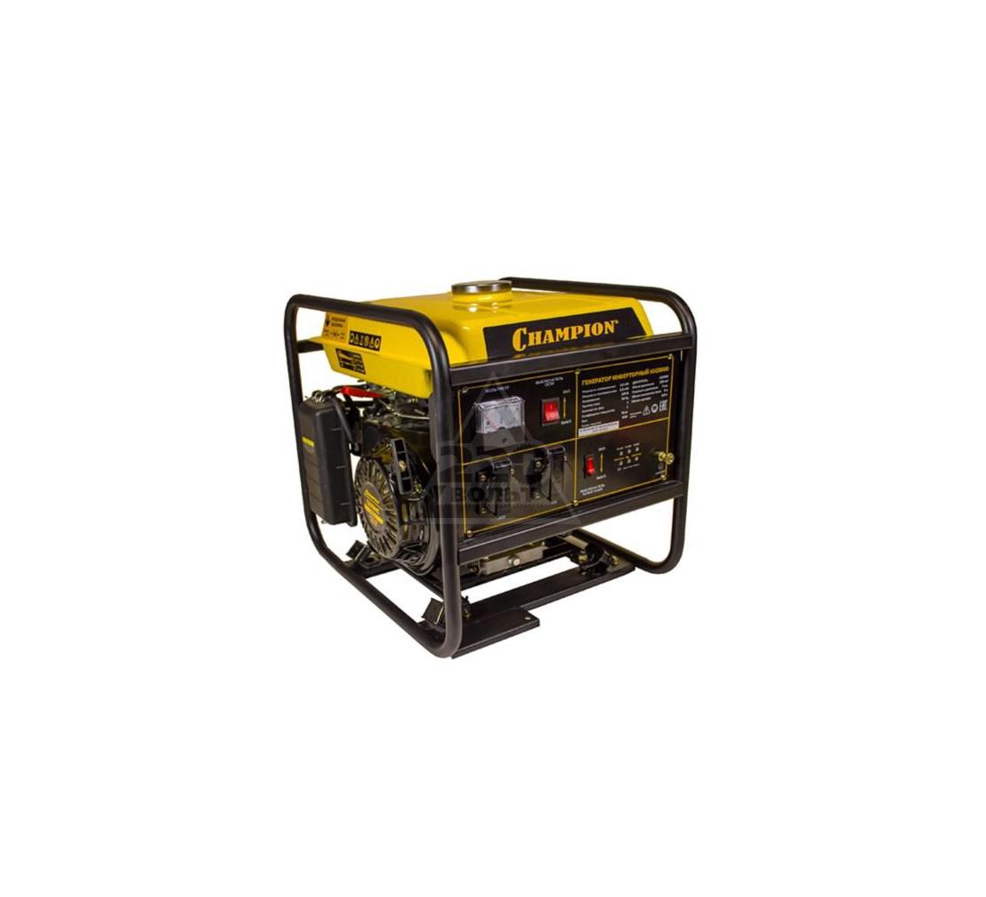 Бензиновый генератор CHAMPION IGG3600