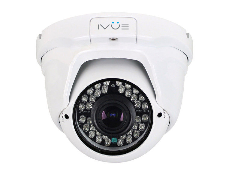 Камера Ivue Ivue-hdc-od20v2812-60 аналоговая камера ivue ck36 cm138 icr