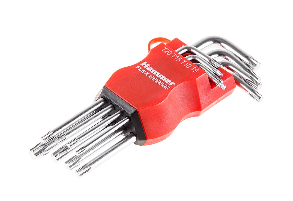 Купить Набор ключей Hammer 601-031