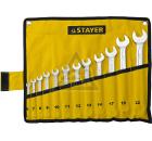 Ключ гаечный STAYER 27081-H12 (6 - 22 мм)