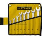 Ключ гаечный STAYER 27081-H8 (6 - 17 мм)