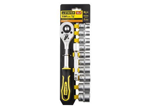 Набор инструментов STAYER 27750-H12
