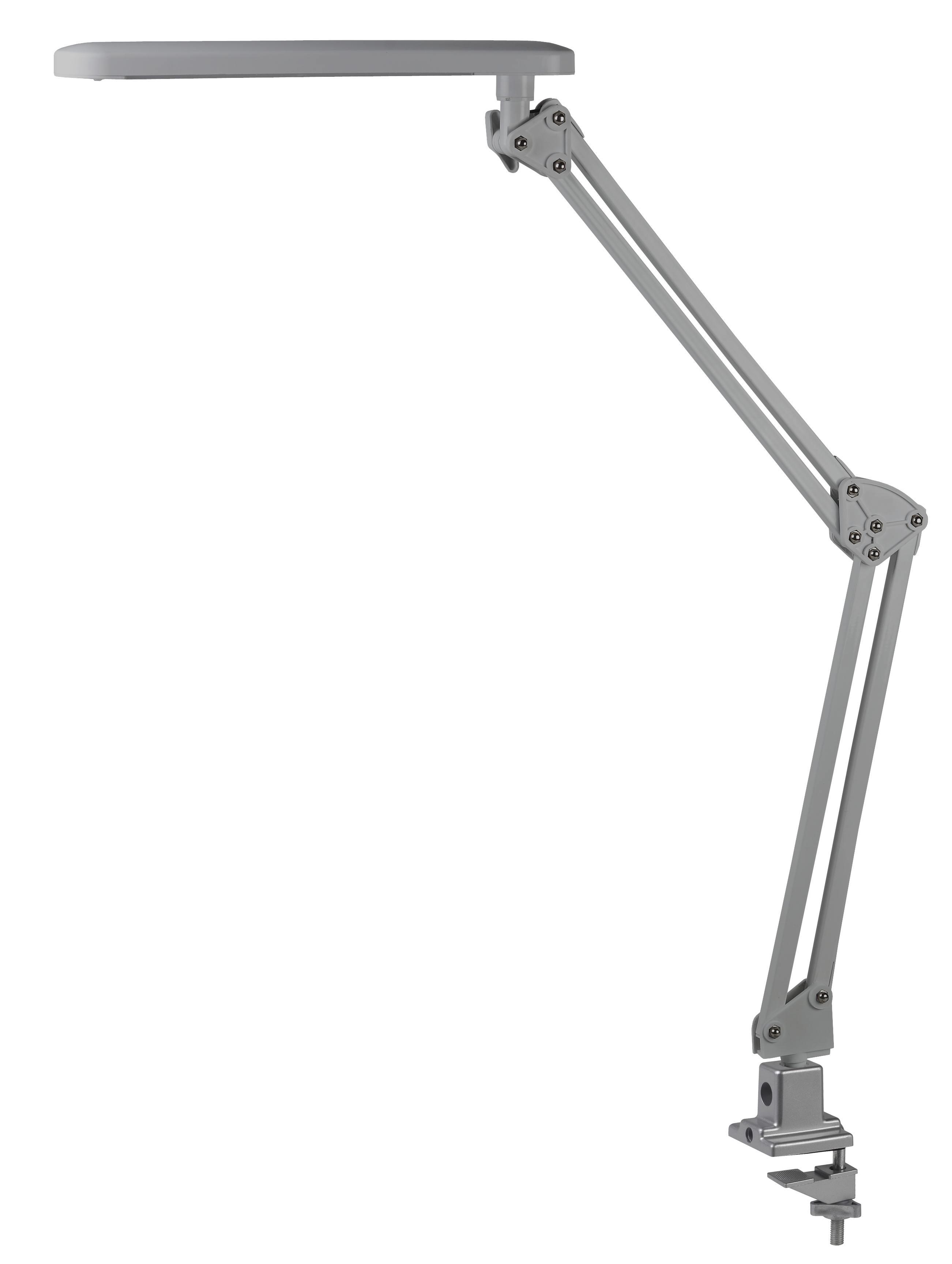 Лампа настольная ЭРА Nled-441-7w-s лампа настольная эра nled 441 7w bk