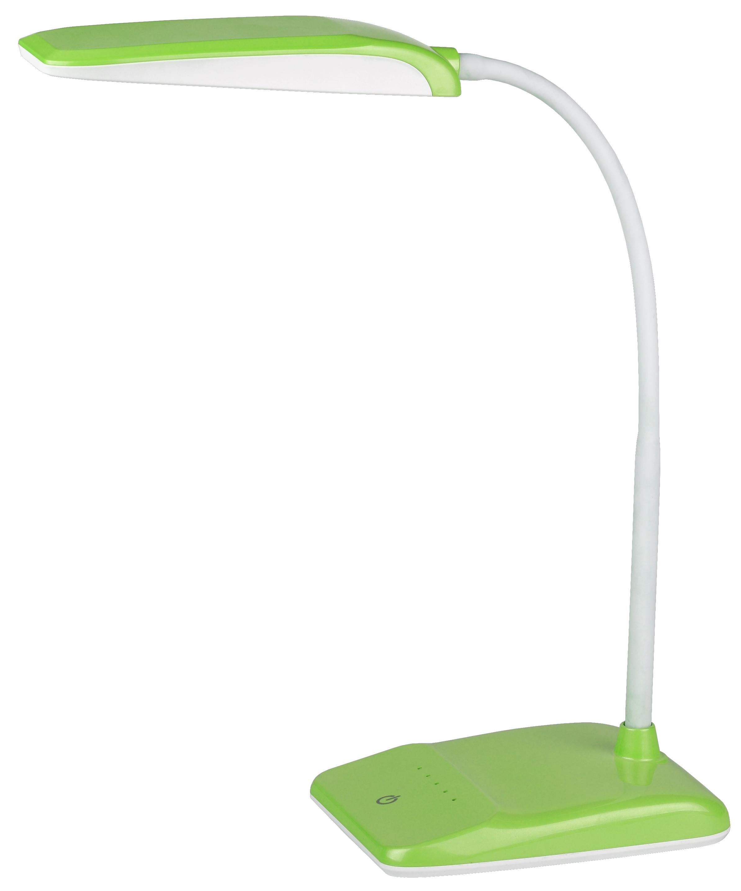 лампа настольная эра nled 402 green Лампа настольная ЭРА Nled-447-9w-gr