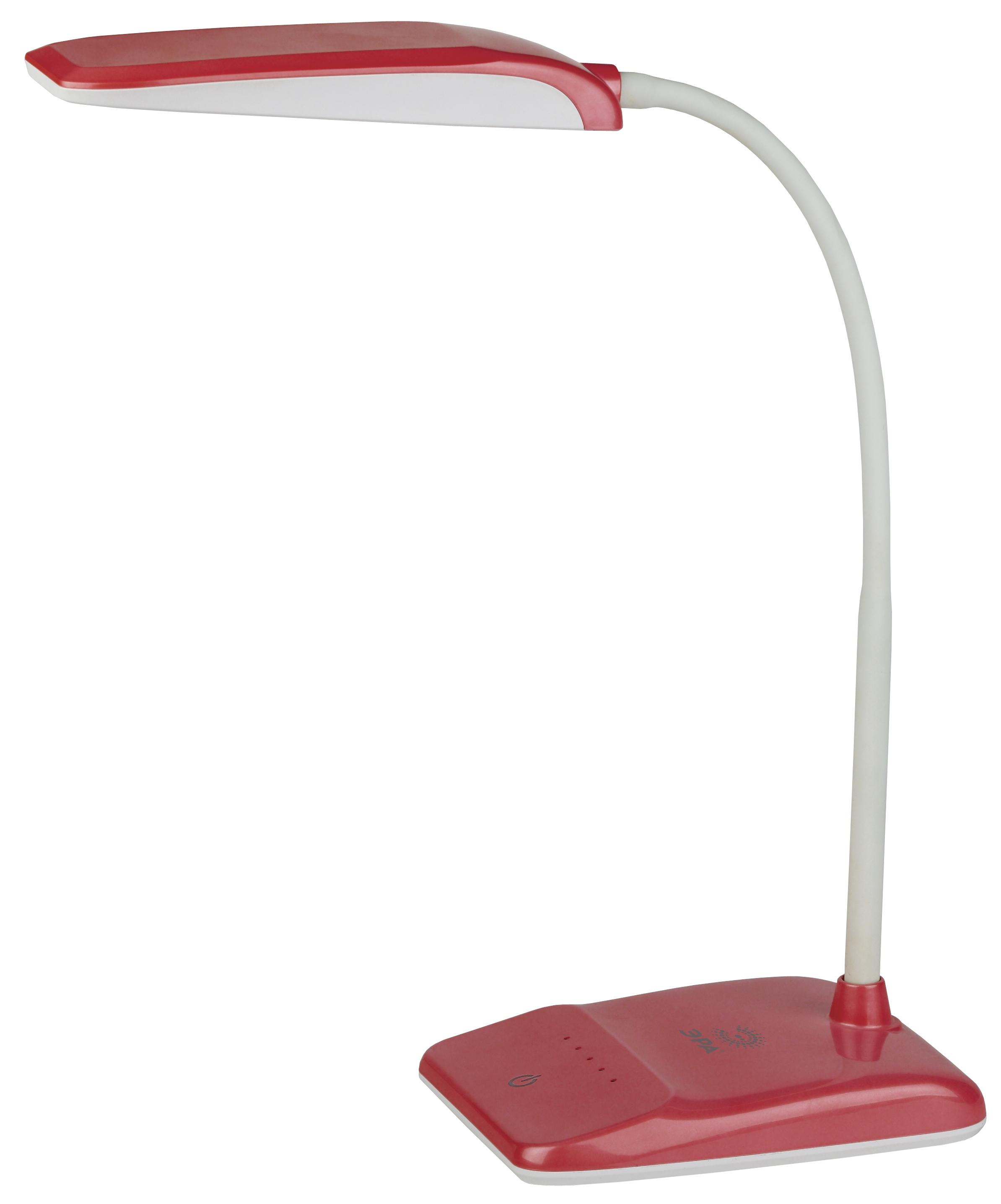 лампа настольная эра nled 402 green Лампа настольная ЭРА Nled-447-9w-r