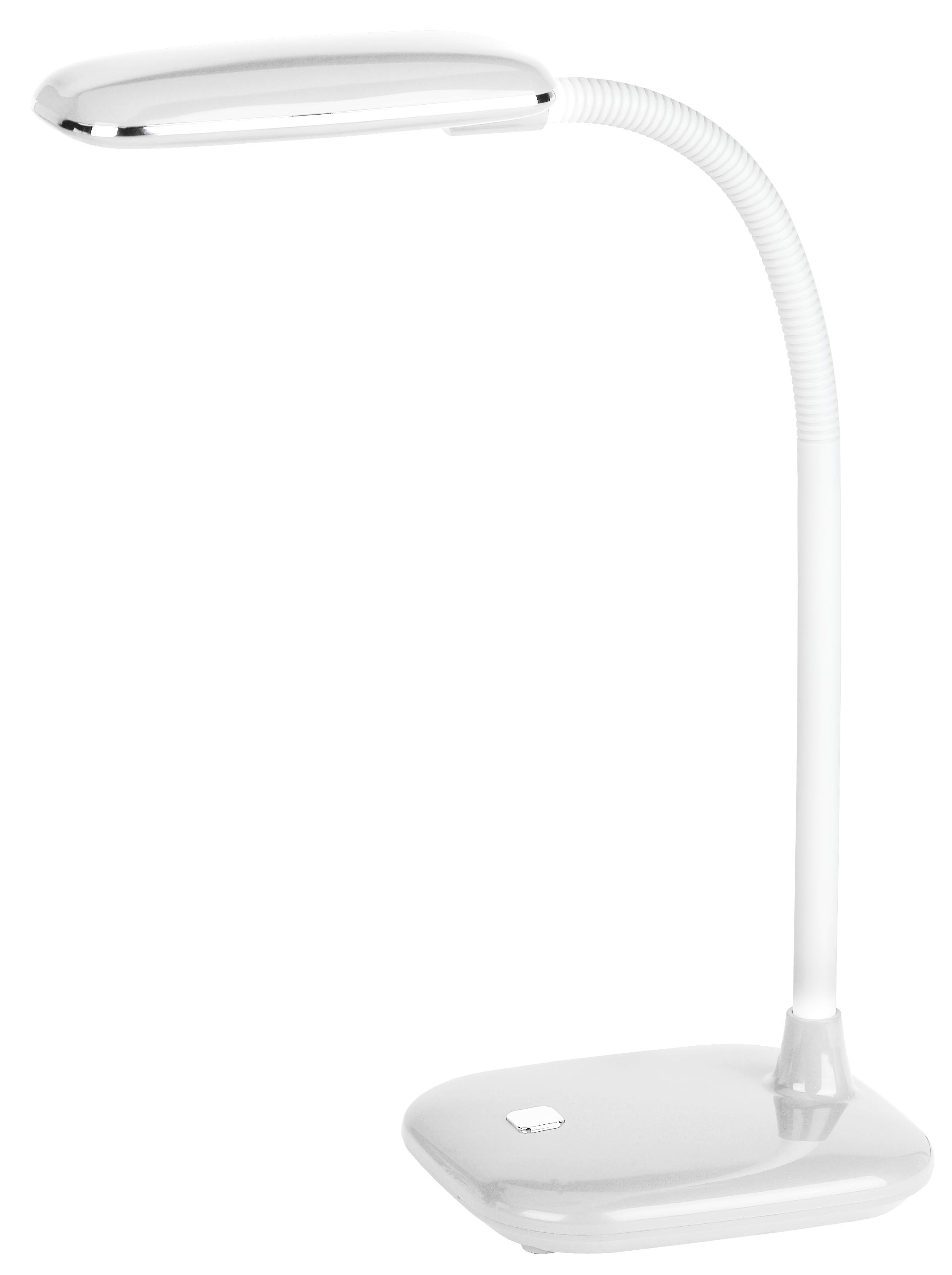 Лампа настольная ЭРА Nled-450-5w-w