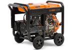 Дизельный генератор DAEWOO DDAE9000XE