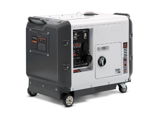 Дизельный генератор DAEWOO DDAE9000SSE