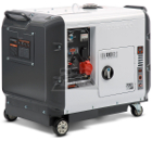Дизельный генератор DAEWOO DDAE9000SSE-3