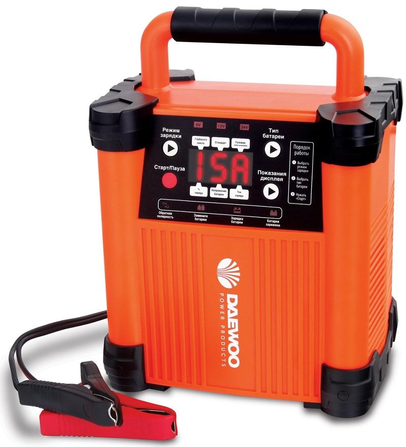 Зарядное устройство Daewoo Dw1500 аккумулятор для легкового автомобиля fb specialist 60b24l fb7000 ач48 470en