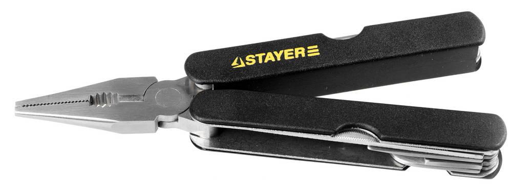 Мультитул Stayer 22855 нож stayer 47621 1