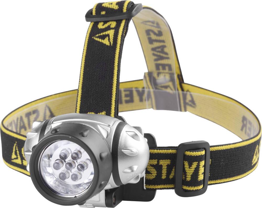 Фонарь Stayer 56572 налобный фонарь sunree l40 ipx8 4led
