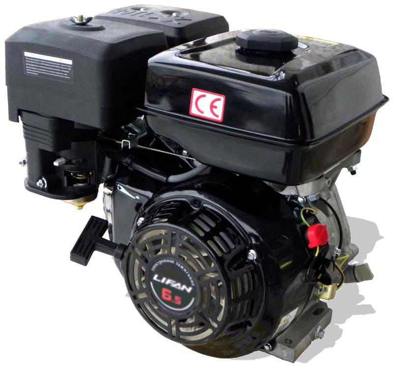 Двигатель Lifan 168f-2r двигатель lifan 168f 2l