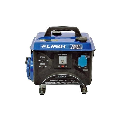 Генератор Lifan 1200-a двигатель lifan 168f 2l