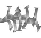 Почвенная фреза ЦЕЛИНА 10211