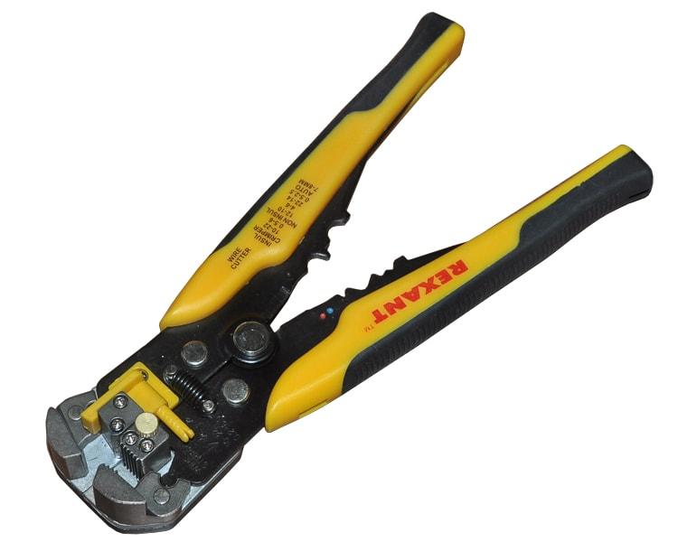 Инструмент для зачистки кабеля Rexant Ht-766