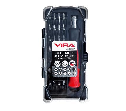 Набор отверток VIRA 305081