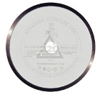 Круг алмазный DIAM Ф200x25.4мм 1A1R CERAMICS-ELITE 1.6x7мм