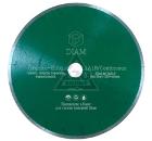 Круг алмазный DIAM Ф350x60/25.4мм 1A1R GRANITE-ELITE 2.2x7.5мм