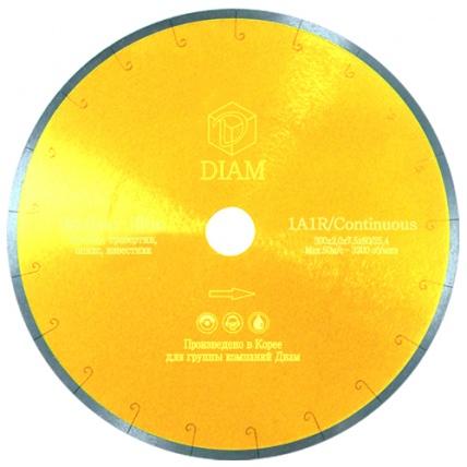 Круг алмазный Diam Ф350x60/25.4мм 1a1r marble-elite 2.2x7.5мм круг алмазный diam 1a1r 250 1 6 7 32 25 4 круг алмазный гранит 000243