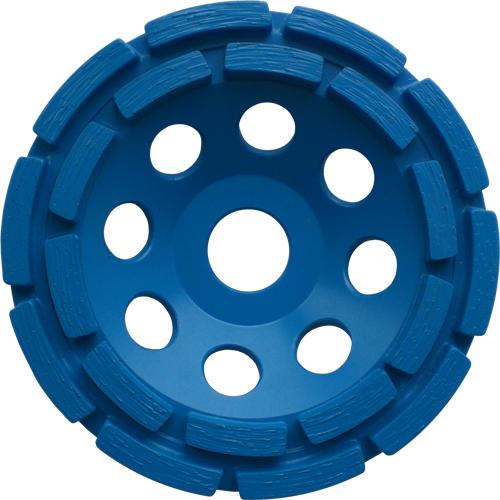 Чашка шлифовальная Diam Ф100x22мм spider 2мм диск алмазный diam 125х22 2мм granite elite корона 000154