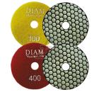 Круг шлифовальный DIAM АГШК 100x3.0 №400