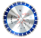 Круг алмазный DIAM Ф500x25.4мм Master Line 3.4x10мм