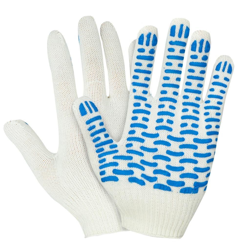 Перчатки НИЖТЕКСТИЛЬ 0011А б у станки делать х б перчатки