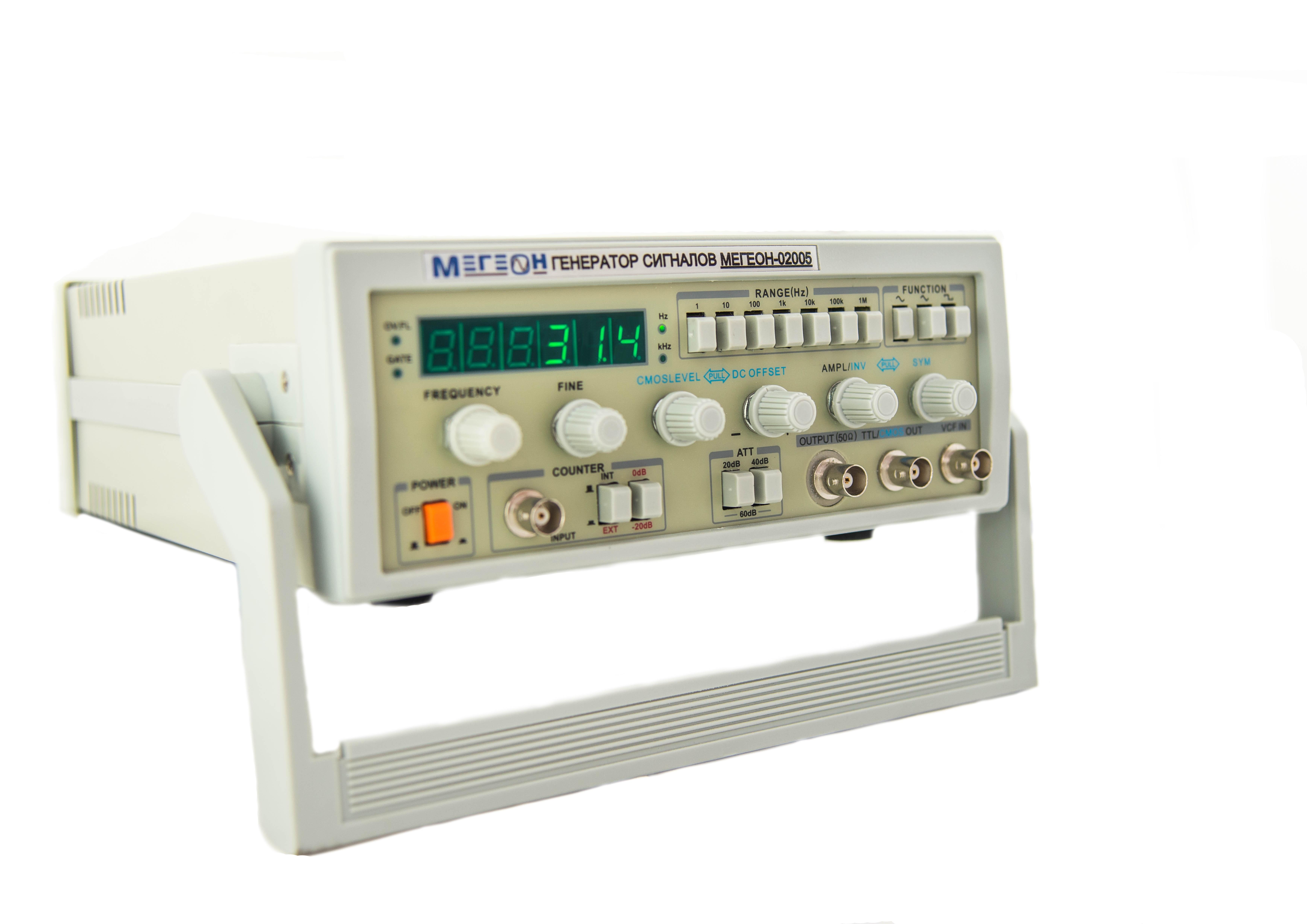 Генератор сигналов МЕГЕОН 02005 japanparts alm420 japanparts генератор